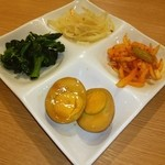 白さんの純豆腐 - セットのお惣菜❤ヾ(´∀`ヾ)