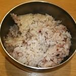 白さんの純豆腐 - ご飯は雑穀米❤ヾ(´∀`ヾ)