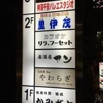 日本酒Bar やわらぎ - ビルのテナント案内