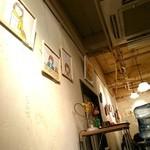 金魚CAFE - こんな感じ。