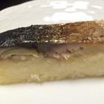 45187749 - 焼き鯖寿司