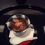 匠 - ハマグリの茶碗蒸し( ^ω^ )