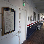テディ・ルーズヴェルト・ラウンジ - S.S.コロンビア号の2階がテディ・ルーズヴェルト・ラウンジです♪