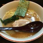 百歩ラーメン - 豚骨醤油ラーメン