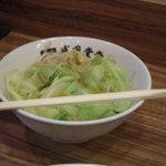 麺家 威風堂堂 - 麺量無制限*デカ盛り*メガつけ麺