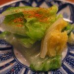 4519897 - 白菜のお漬物
