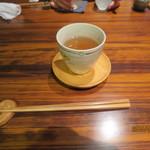 一東菴 - 蕎麦茶