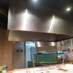 助格 - オープンキッチン