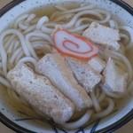 麺類食堂 - 料理写真:いなりうどん