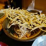 蕎麦人 - 十勝ごぼうの天ぷらそば