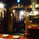 新宿ホルモン - 店内