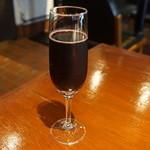 45196142 - 赤ワイン(ドネリ)♪