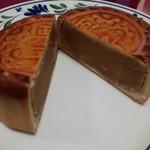 45196188 - 月餅切り口