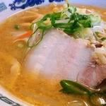 鈴木食堂 - 意外とあっさりなスープ