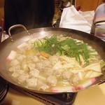 琴大和 - かなり大きなお鍋で出てきます
