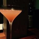 Bar OBA - ピオーネをお願いしたら、ほのかな甘味が最高(*´∀`)