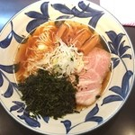 神田 磯野 - 醤油らーめん 780円