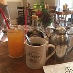 バビーズ - オレンジジュースとコーヒー\(^o^)/