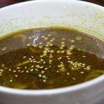 兼吉 - カレーつけ麺(つけ汁)
