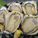 うおすみ - 岩牡蠣(春~夏)