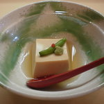 なご味 やす田 - 料理写真:ピーナッツ豆腐