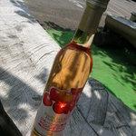 さくらんぼ山観光農園 - 2010年 (記録:11mで敗退) 賞品 さくらんぼワイン
