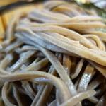千本蕎麦 - 料理写真:ざるそば(\700税抜き)