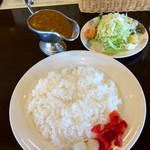 CBカレーキッチン - 〆て総額\850(税込)