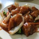 普天河 - 酢豚