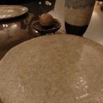 インド料理 想いの木 - 器も素敵です