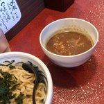 45202978 - つけめんのスープ