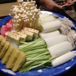 みふく - 牡蠣鍋の具