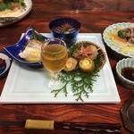 清涼荘 - 料理写真: