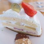 クリ ド コック - ショートケーキ