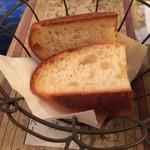 45206282 - おかわり自由が嬉しいパン