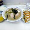 Dairiyuuken - 料理写真:「ぎょうざセット」780円