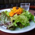 ブション・プロヴァンサル Chez AZUMA - 野菜サラダ
