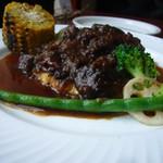 ブション・プロヴァンサル Chez AZUMA - 牛すじ肉の赤ワイン煮込み