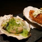 45213158 - 【2015年12月】あったか牡蠣たち