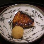 日本料理 太月 - 2015/11 ぶりの照り焼き