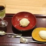 日本料理 太月 - 2015/12デザート