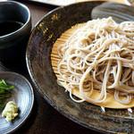 そばカフェ生田村 - ザ・蕎麦!!(^_^)b