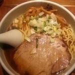 麺屋武蔵 二天 - ラーメン