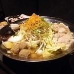 45215837 - 神田川さん監修の鍋