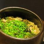 日本料理 鎌倉山倶楽部 - 牡蠣御飯