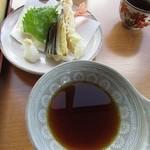 和食六甲 - 天ぷら