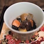 日本料理 鎌倉山倶楽部 - あんみつが美味しい
