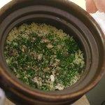 日本料理 太月 - 2015/11 すっぽん御飯