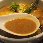 古奈屋 - このスープ大好きです