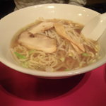 台湾料理 長楽 - 醤油ラーメン